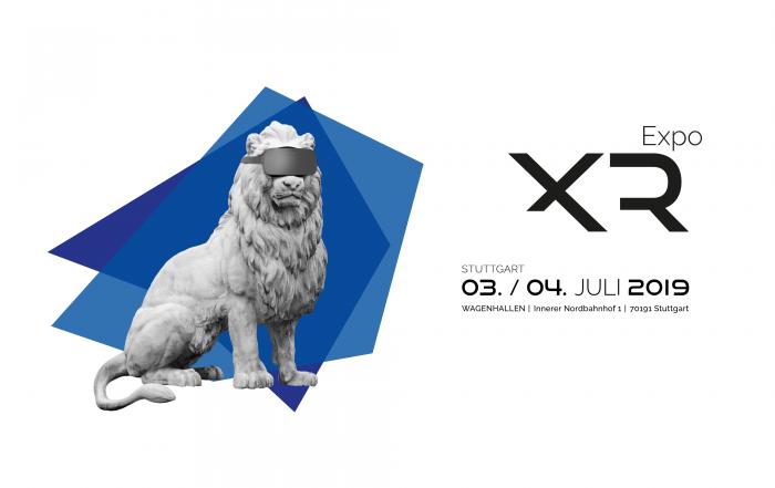 R3DT auf der XR-Expo 2019 Logo